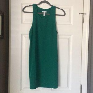 Leith Green Dress